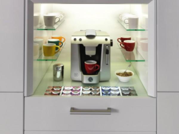 Kaffeemodul © FM Küchen