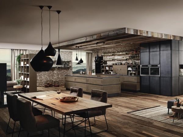 FM Küche Nordkamm im neuen österreichischen Landhausstil © FM Küchen