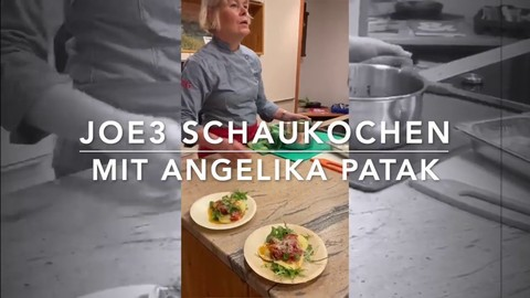 Embedded thumbnail for Schaukochen mit Angelika Patak - Video